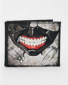 Teeth Tokyo Ghoul Bifold Wallet
