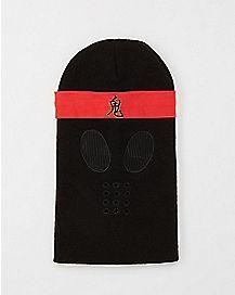 Foot Clan TMNT Ski Mask