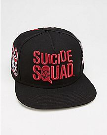 Property Of Joker Suicide Squad Snapback Hat