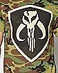 Star Wars Mandalore Camo T shirt