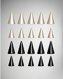 Fake Colored  Spike Dermal Top 20 Pack