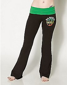 One Love Bob Marley Yoga Pants