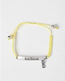 Mantra Best Friend Bracelet