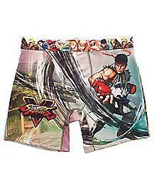 Street Fighter Boxer Briefs