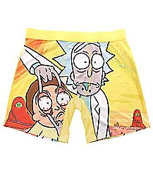 Rick & Morty Boxer Briefs