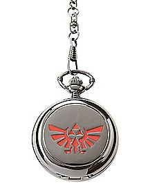 Shadow Link The Legend of Zelda Pocket Watch