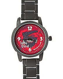 Mask Tokyo Ghoul Watch