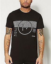 Blurryface Logo Twenty One Pilots T shirt