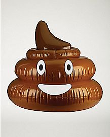 Inflatable Poop - 27 inch