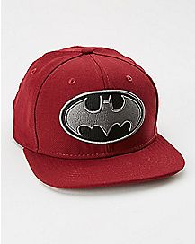 Logo Batman DC Comics Snapback Hat