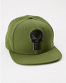 The Punisher Snapback Hat