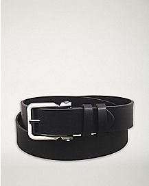 Thin Black Belt