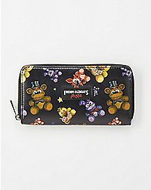Character Five Nights at Freddys Zip Wallet