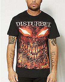 Disturbed Grin T shirt