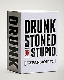 Drunk Stoned or Stupid Expansion Pack Game