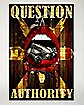 Question Authority Poster