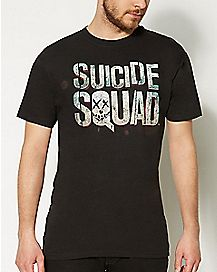 Movie Suicide Squad T shirt