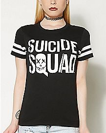 Movie Logo T Shirt - Suicide Squad
