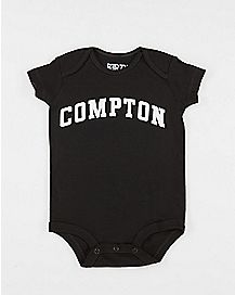 Compton Baby Bodysuit