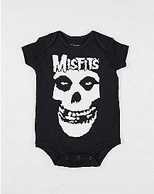 Misfits Baby Bodysuit