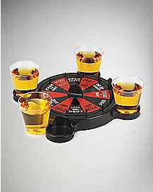 Wheel Of Shots Drinking Game