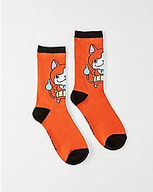 Yo-kai Watch Crew Socks