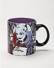 Property of Joker Suicide Squad Mug - 20 oz