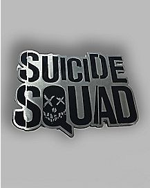 Suicide Squad Belt Buckle