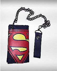 Superman DC Chain Wallet