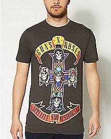 Guns N Roses Appetite For Destruction T shirt