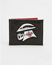 Foot Clan Helmet Bifold Wallet- TMNT