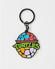Multi Color Keychain - TMNT