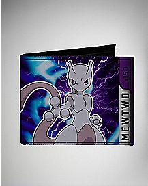 Mewtwo 150 Bifold Wallet