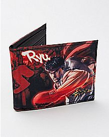 Streetfighter Ryu and Akuma Bifold