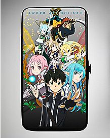 Character Sword Art Online Hinge Wallet