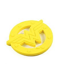 Logo Wonder Woman Teether