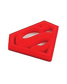 Superman Logo Teether