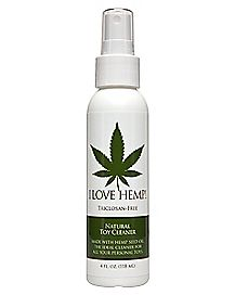 Hemp Natural Toy Cleaner- 4 oz