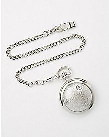 Death Star Star Wars Pocket Watch