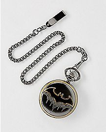 Batman Arkham Pocket Watch - DC Comics