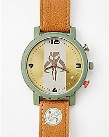 Boba Fett Star Wars Watch