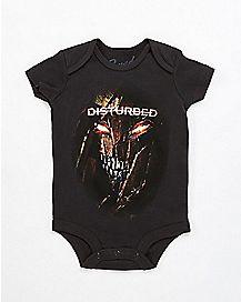 Disturbed Baby Bodysuit