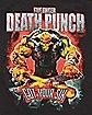 Got Your Six Five Finger Death Punch Baby Bodysuit