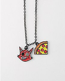 Pizza Foxxy Five Nights At Freddy's 2 Charm Necklace