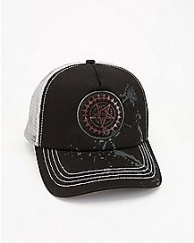 Treaty Black Butler Trucker Hat