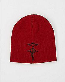 Full Metal Alchemist Beanie Hat