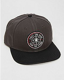Arrow The Walking Dead Snapback Hat