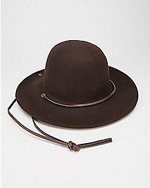 Miranda Floppy Hat Brown