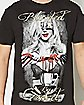 Blinded By Greed T shirt