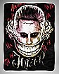 Don't Laugh Joker Suicide Squad Fleece Blanket - DC Comics